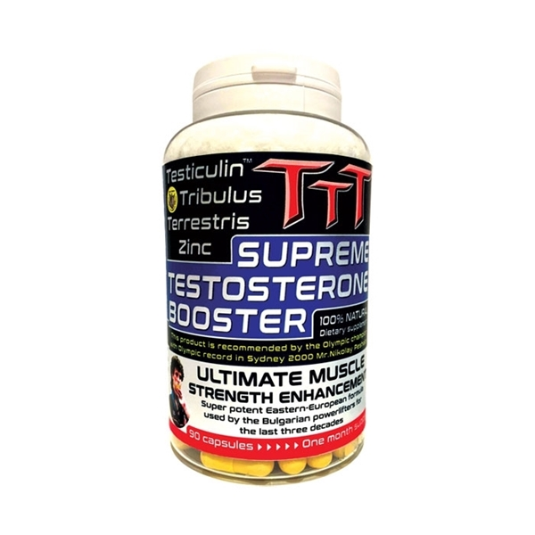 TTT Testosterone Booster | Ultimate